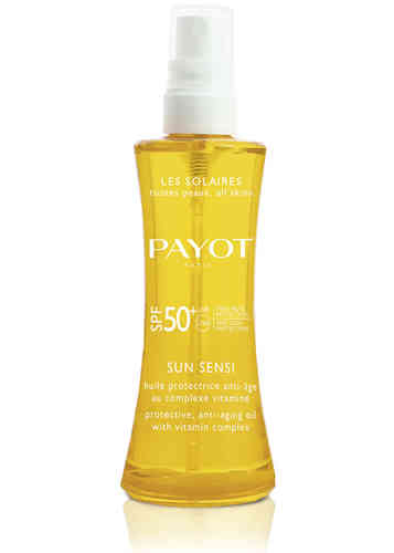 Payot Sun Sensi SPF 50 Body & Hair Spray aurinkosuojaöljy
