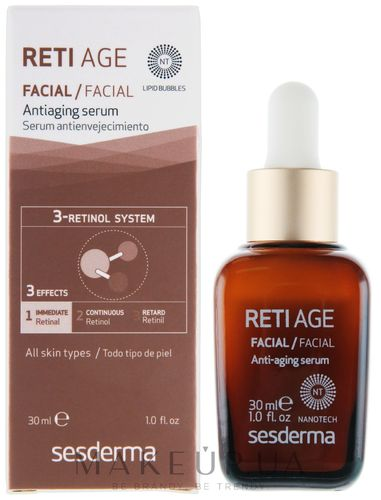 Sesderma Retiage antiaging serum