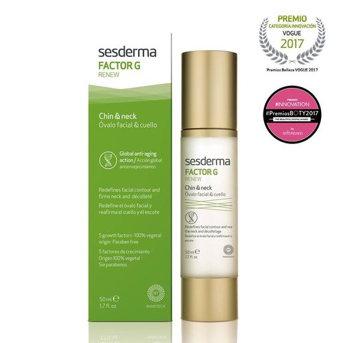 Sesderma Factor G Chin & neck Cream