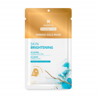 Sesderma BEAUTY TREATS Shining Gold Mask