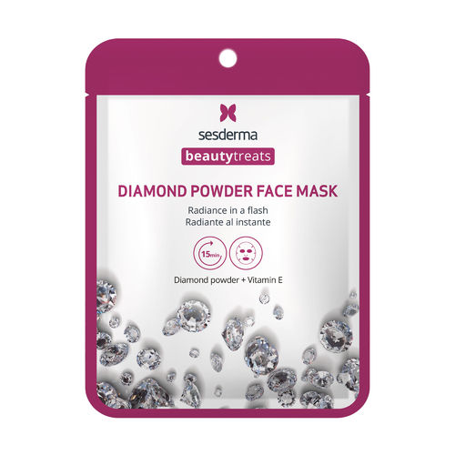Sesderma BEAUTY TREATS Diamond powder face mask